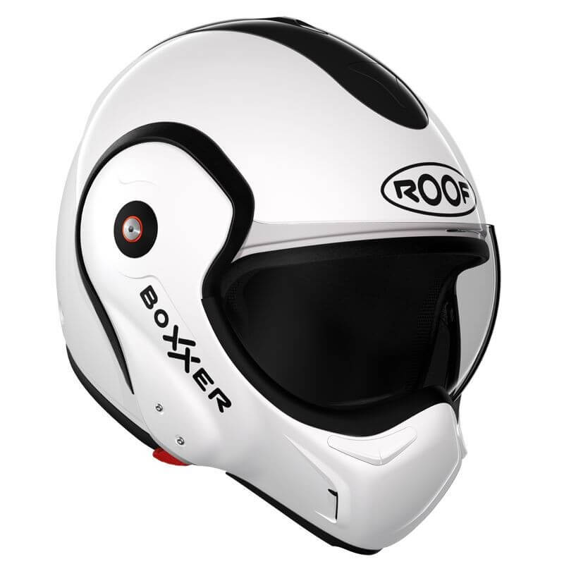 ROOF Casque modulable BOXXER BLANC UNI