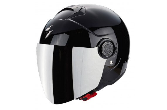 SCORPION Casque JET EXO-CITY NOIR MAT