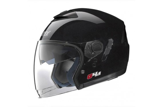 GREX CASQUE JET G4.1 KINETIC METAL BLACK