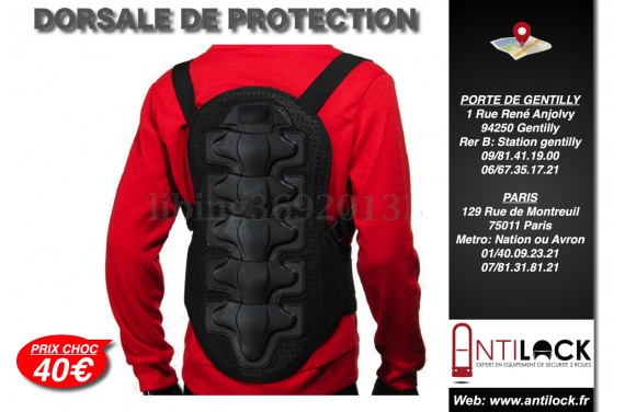 DORSALE DE PROTECTION