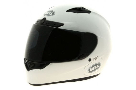 BELL INTEGRAL QUALIFIER DLX BLANC
