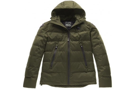BLAUER VESTE EASY WINTER MAN 2.0 KAKI