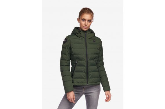 BLAUER VESTE EASY WINTER WOMAN 2.0 KAKI