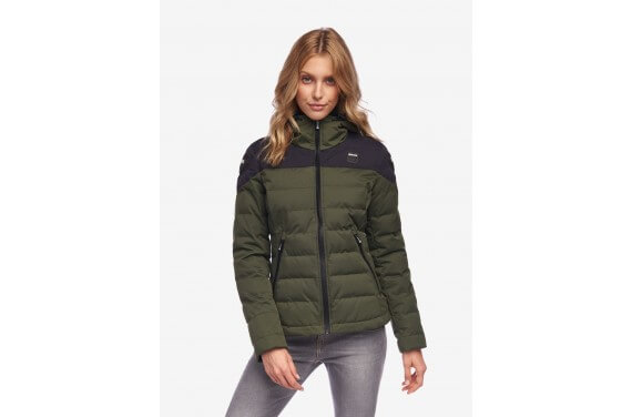 BLAUER VESTE EASY WINTER WOMAN 2.0 KAKI BLEU