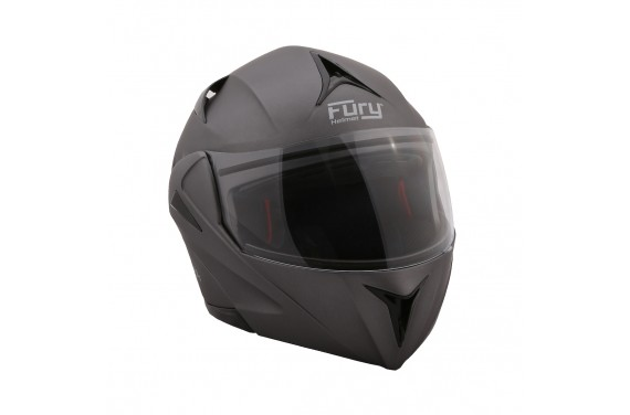 FURY CASQUE MODULABLE DARK GRIS MAT