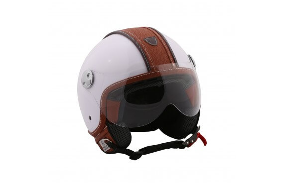 FURY CASQUE JET AIR BLANC