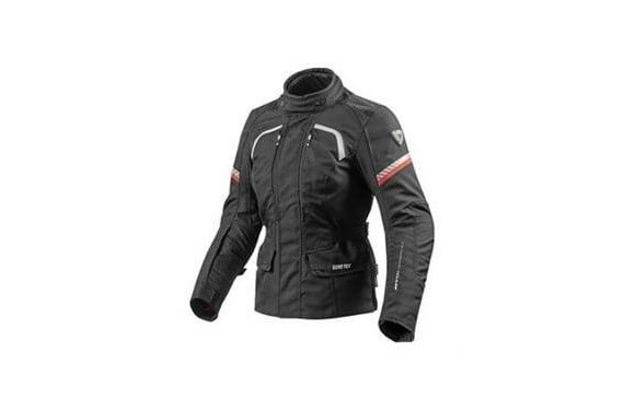 REV'IT BLOUSON TEXTILE NEPTUNE GTX LADIES NOIR