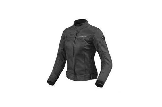 REV'IT BLOUSON TEXTILE ECLIPSE LADIES NOIR