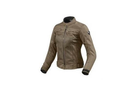 REV'IT BLOUSON TEXTILE ECLIPSE LADIES MARRON