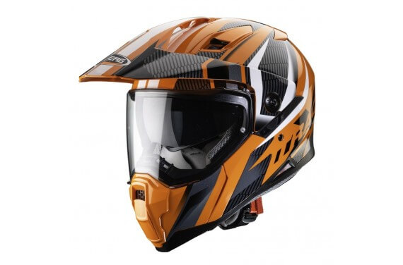 CABERG INTEGRAL XTRACE SAVANA ORANGE NOIR