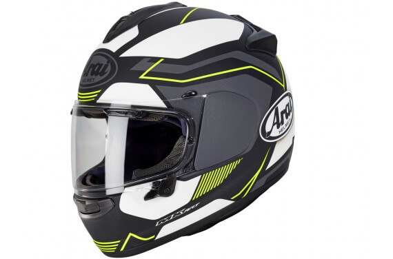 ARAI INTEGRAL CHASER-X SENSATION YELLOW