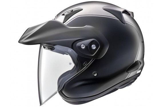 ARAI JET CT-F GOLD WING GREY