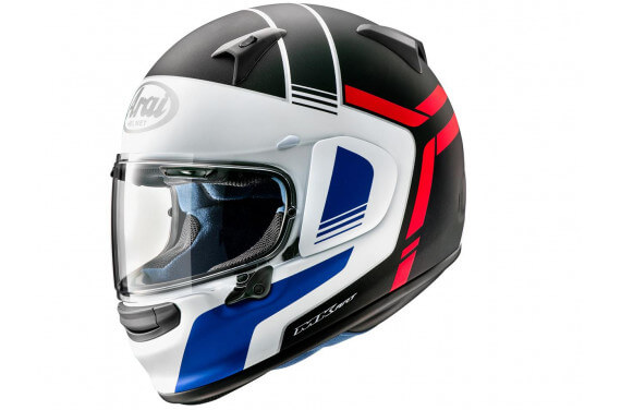 ARAI INTEGRAL PROFILE-V TUBE RED