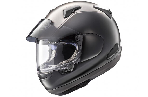ARAI INTEGRAL QV-PRO GOLD WING GREY
