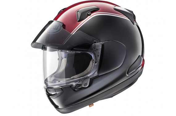 ARAI INTEGRAL QV-PRO GOLD WING RED