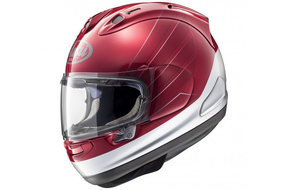 ARAI INTEGRAL RX-7V CB RED