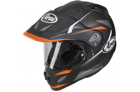 ARAI INTEGRAL TOUR-X4 BREAK ORANGE