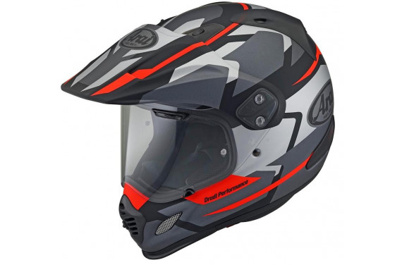 ARAI INTEGRAL TOUR-X4 DEPART GREY
