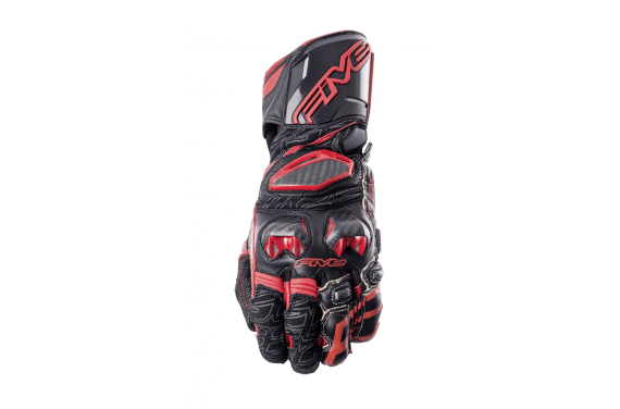 FIVE GANTS RFX RACE NOIR ROUGE