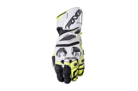 FIVE GANTS RFX RACE JAUNE FLUO