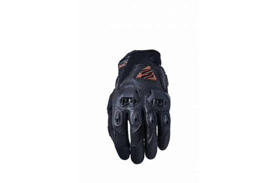 FIVE GANTS STUNT EVO LEATHER NOIR MARRON