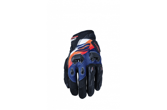FIVE GANTS STUNT EVO REPLICA ORANGE BLEU