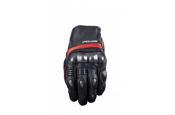 FIVE GANTS SPORT CITY NOIR ROUGE
