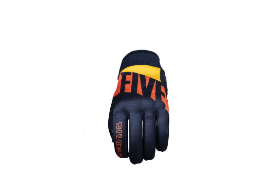 FIVE GANTS GLOBE REPLICA GAMMA ORANGE