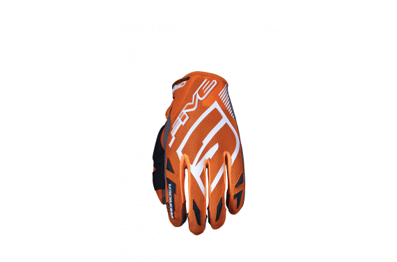 FIVE GANTS MXF PRORIDER S NOIR ORANGE