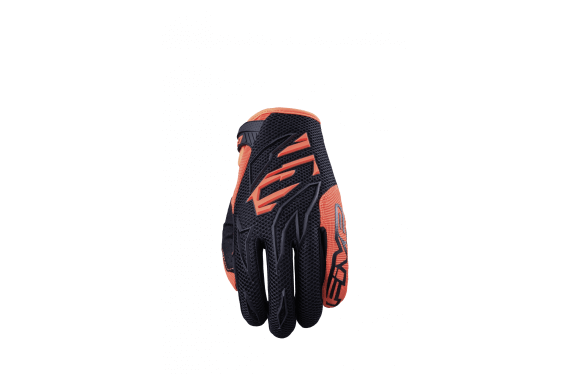 FIVE GANTS MXF3 NOIR ORANGE