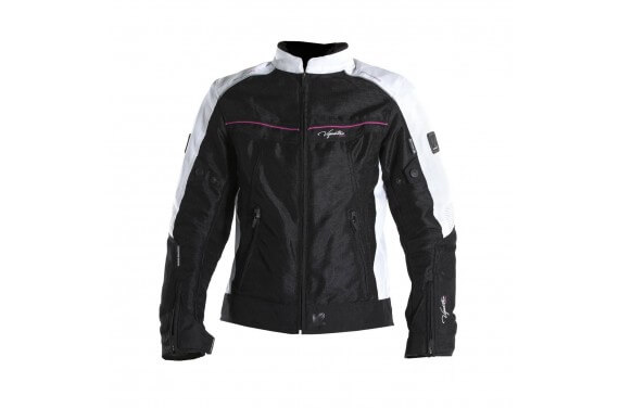 VE-21 BLACK/WHITE/PINK JACKET LADY