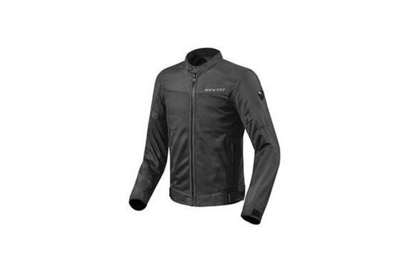 REV'IT BLOUSON TEXTILE ECLIPSE NOIR