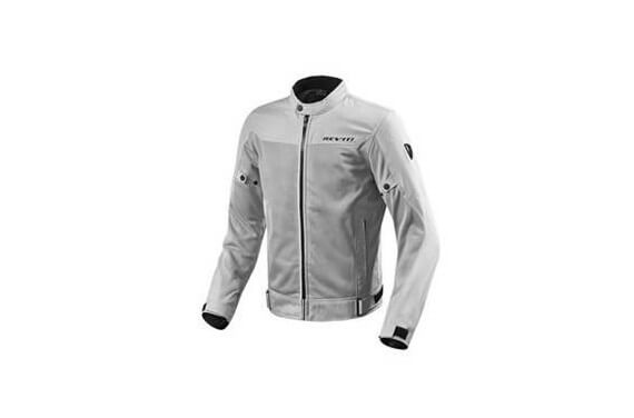 REV'IT BLOUSON TEXTILE ECLIPSE ARGENT