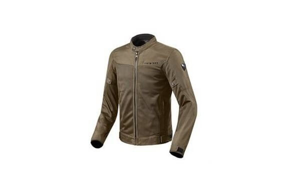 REV'IT BLOUSON TEXTILE ECLIPSE MARRON