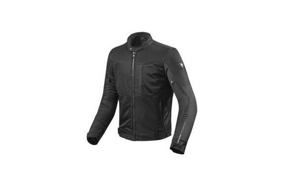 REV'IT BLOUSON TEXTILE VIGOR NOIR