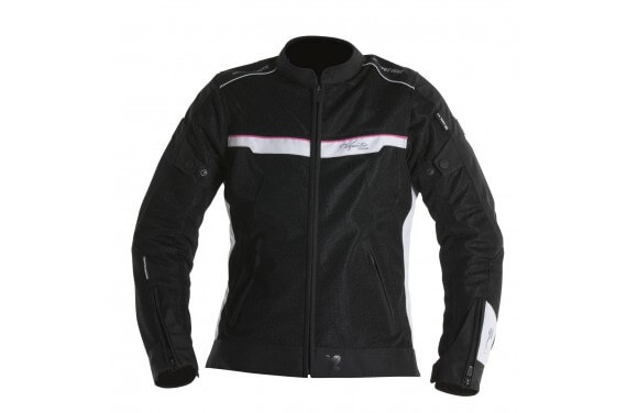 VE-51 BLACK/WHITE/PINK JACKET LADY