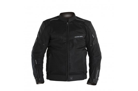 VE-21 BLACK JACKET MAN