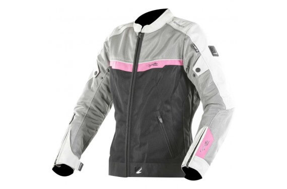 VE-51 GREY/BLACK/PINK JACKET LADY