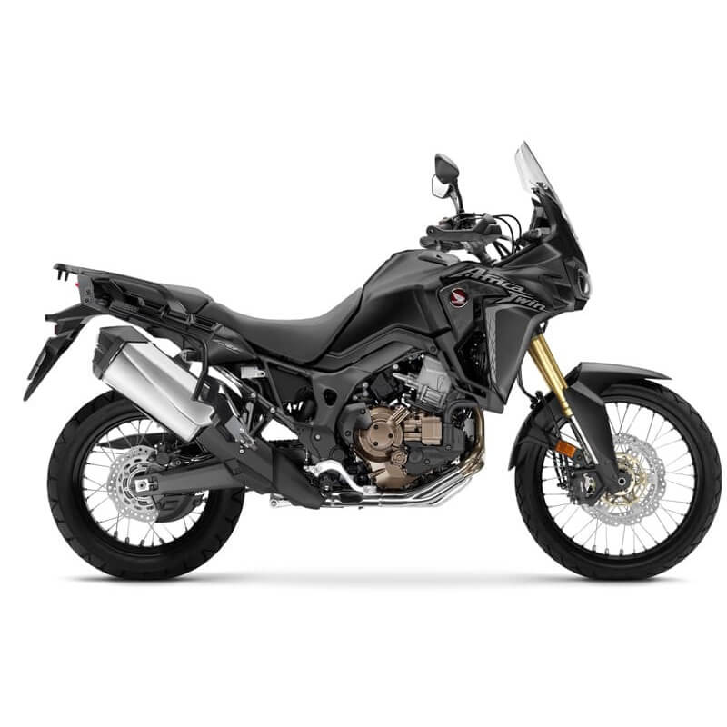 SHAD SUPPORT VALISES LATÉRALES 3P SYSTEM HONDA CRF 1000L AFRICA '18 (H0FR18IF)