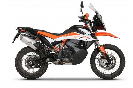 SHAD SUPPORT VALISES LATÉRALES 3P SYSTEM KTM 790 ADVENTURE '19 (K0DV79IF)