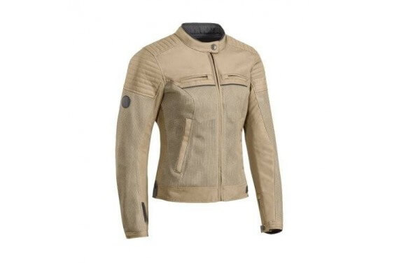 IXON FILTER LADY BLOUSON TEXTILE F SABLE