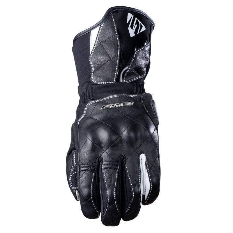 FIVE WFX SKIN WOMAN WP GLOVE BLACK/WHITE
