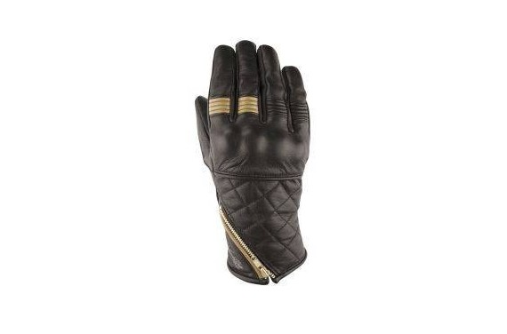 VQUATTRO MURANO GLOVES WOMAN BROWN