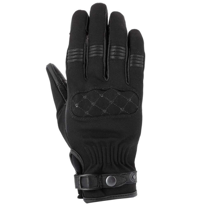 VQUATTRO COMMUTER 18 GLOVES LADY- PHONE TOUCH BLACK