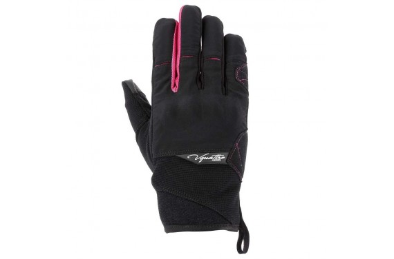 VQUATTRO TCURL 18 GLOVES LADY- PHONE TOUCH FULL BLACK