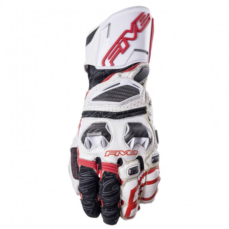 FIVE RFX RACE WHITE/RED