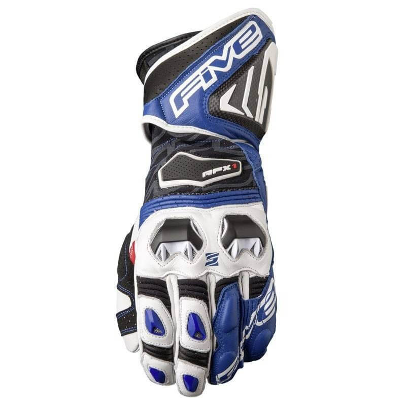 FIVE RFX1 GLOVE WHITE/BLUE