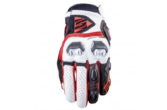 FIVE SF2 GLOVE WHITE/RED