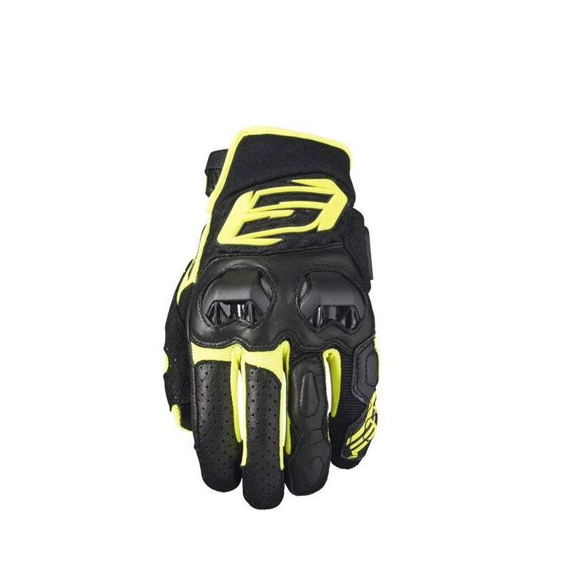 FIVE SF3 GLOVE BLACK/FLUO YELLOW