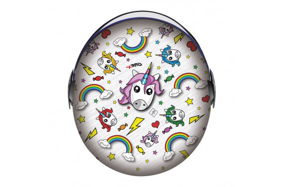 GREX CASQUE JET ENFANT G1.1 ARTWORK UNICORN
